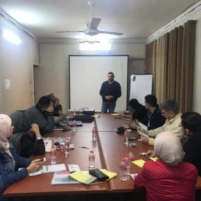 Baghdad Council for Social Cohesion Implements First Training on Communication Skills