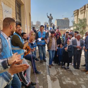 As World Water Day Approaches, Tigris Protectors Highlight Iraq's Water Challenges