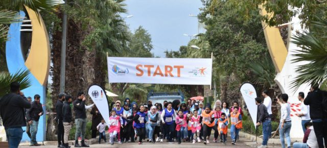 In Their Third Year, Kahramana Path Shines Demanding the Freedom of Running for Women