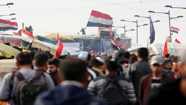 Iraq Uprising: Violence Escalates as Protesters in Kut and Najaf are Killed and Wounded