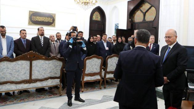 Adnan Al-Zarfi, Another Controversial Prime Minister Now Faces Widespread Criticism