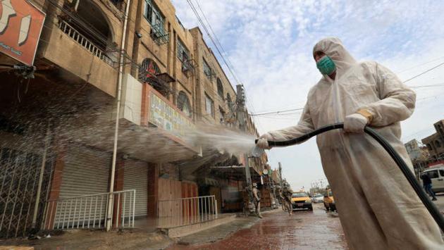 Iraqi government calls on civil society to fight COVID-19