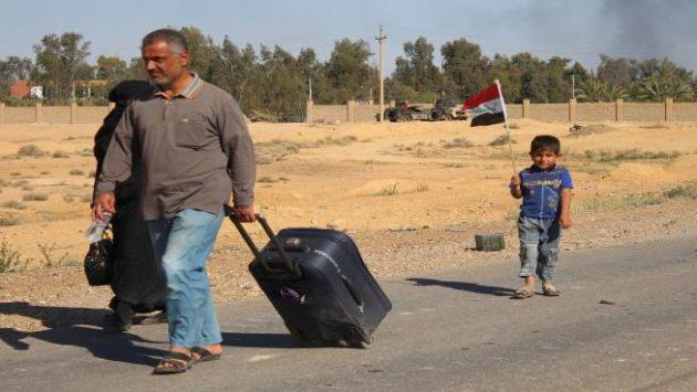 Iraq's Hit — City of Fire — Recalls the Massacres of Daesh