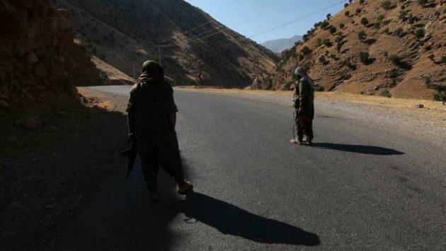 Turkey strikes PKK targets in Iraqi Kurdistan Sulaimaniyah province