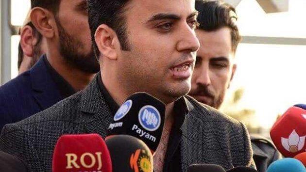 A Journalist Remains Imprisoned in the Kurdistan Region