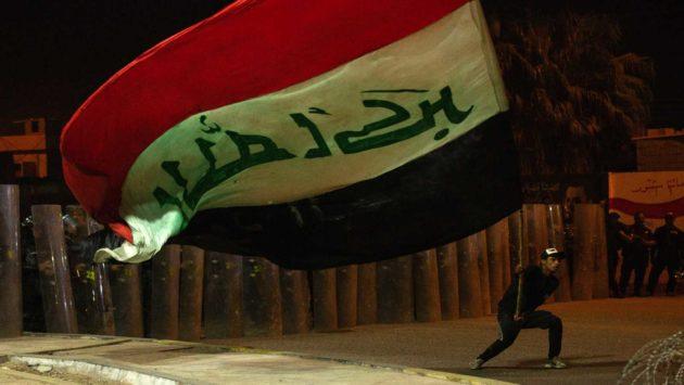 Iraq Finally Makes Arrests Over Killing of Anti-Government Protestors