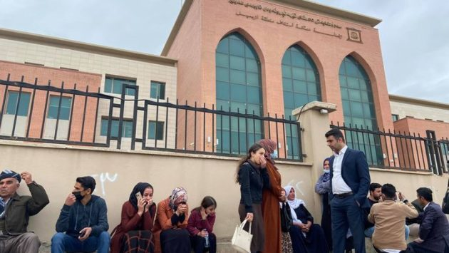 Kurdistan Region of Iraq: Flawed Trial of Journalists, Activists
