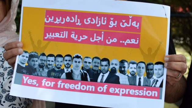 Freedom of Expression Under Attack in KRI Government Court