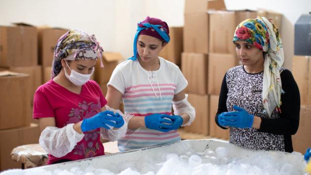 Gender-Specific Training Helps Women Entrepreneurs in Vulnerable Economies