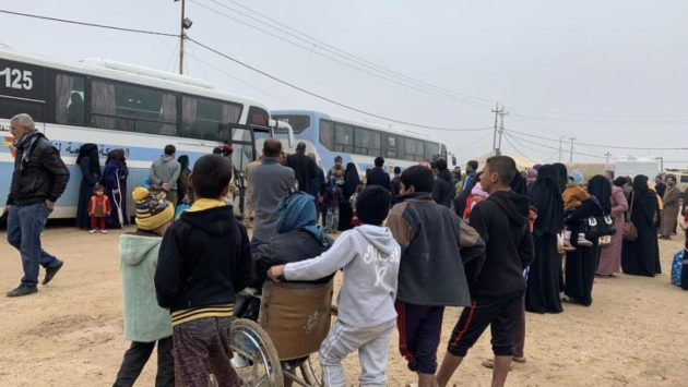 Iraq: Inadequate Plans for Camp Closures