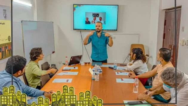 The Minorities and Cultural Diversity Path in the Iraqi Social Forum Conducts Training for a Group of Young Activists