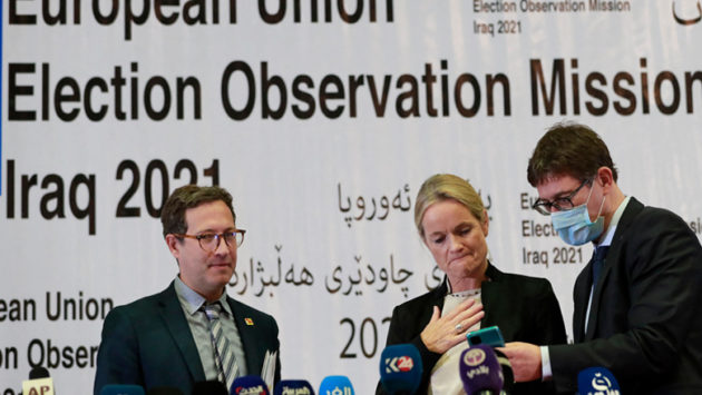 Iraqi Election 2021: EU Election Observation Mission Releases its 'Preliminary' Results